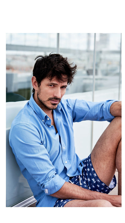 SPRING SUMMER 19 CAMPAIGN WITH ANDRÉS VELENCOSO