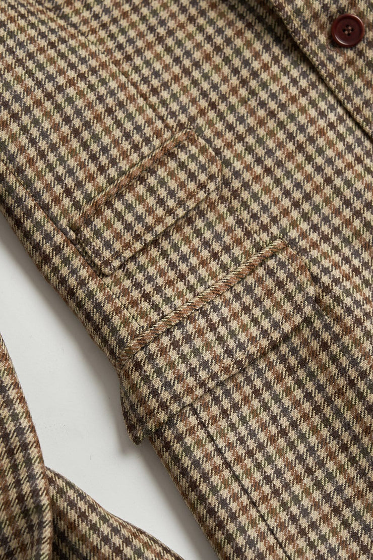 The Wool Blazer Cuadro Harris