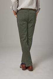 The 5 pocket verde caza