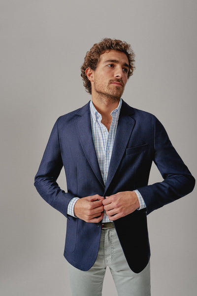 The spring blazer Navy