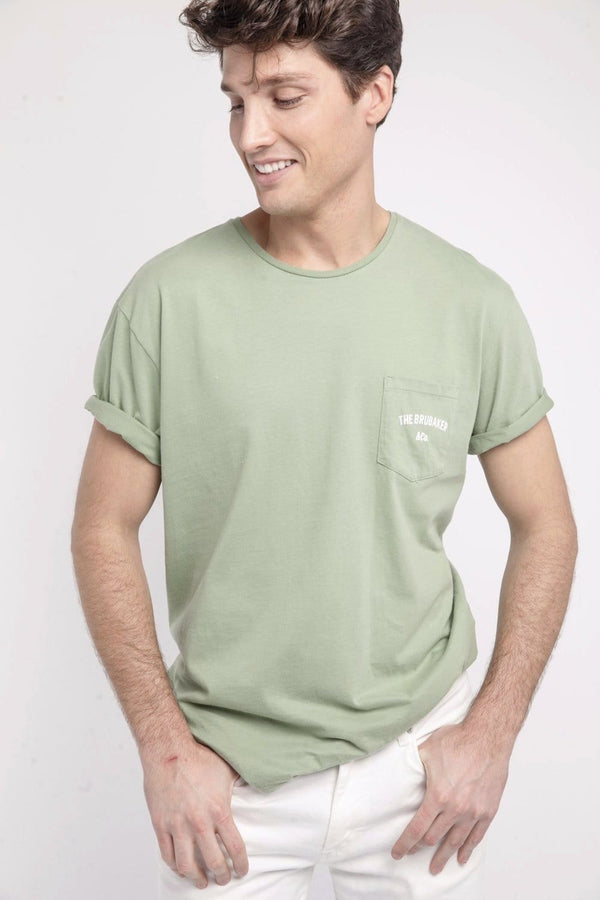 The Cotton T-Shirt Verde Militar