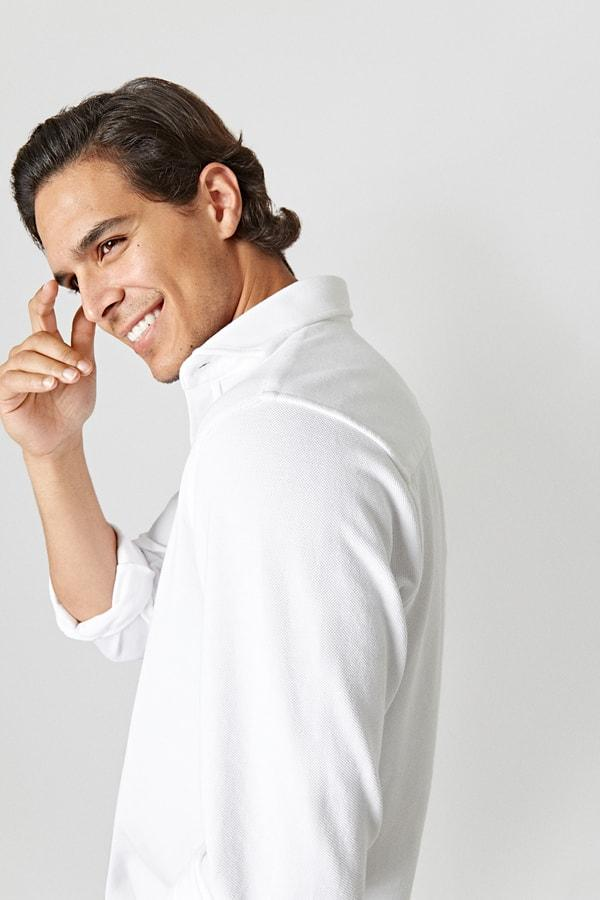 The Cotton Camisa Blanca