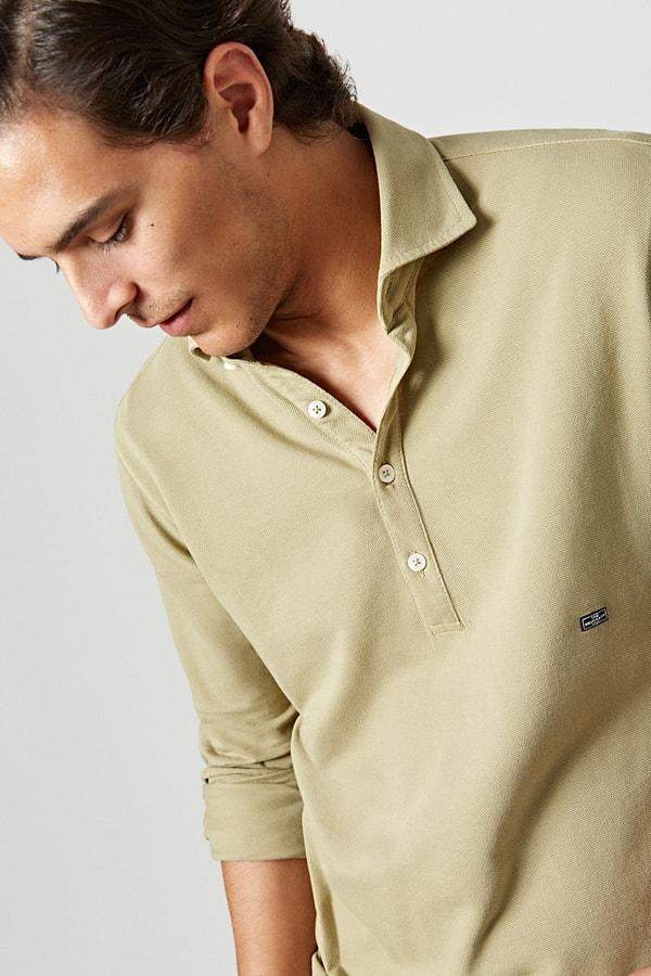 The Cotton Light Polera Cactus