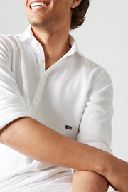 The Cotton Polera Blanca