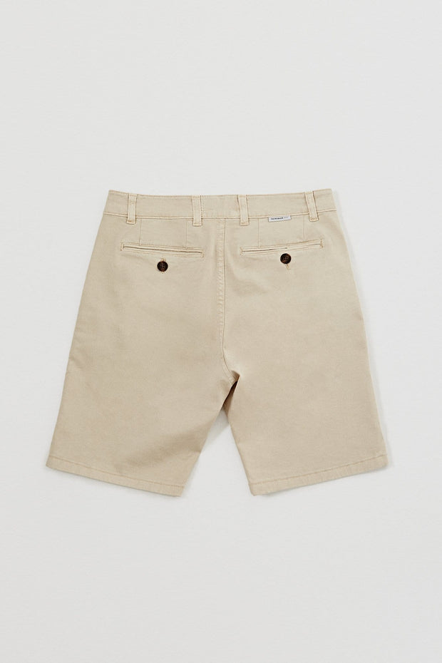 THE PANT BERMUDA BEIGE