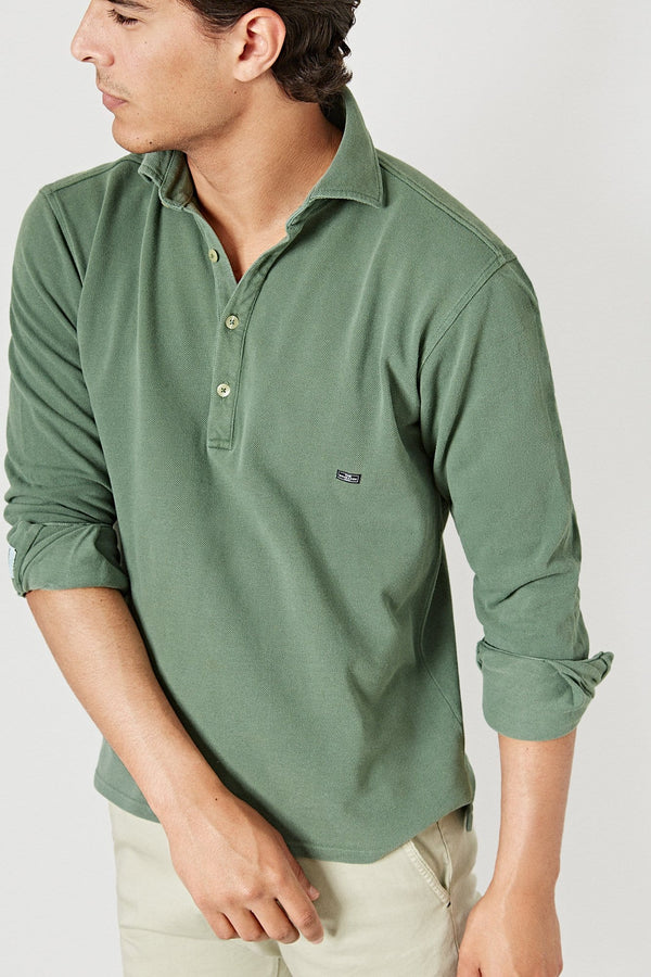 The Cotton Polera Verde Teide