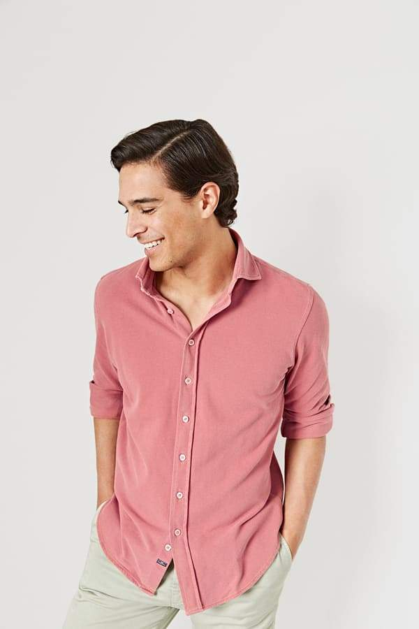 The Cotton Camisa Timanfaya