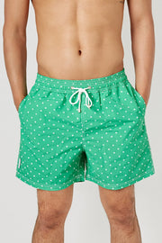The swim topos fondo verde