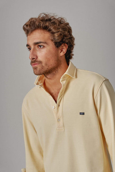 The cotton polera amarillo Albacete