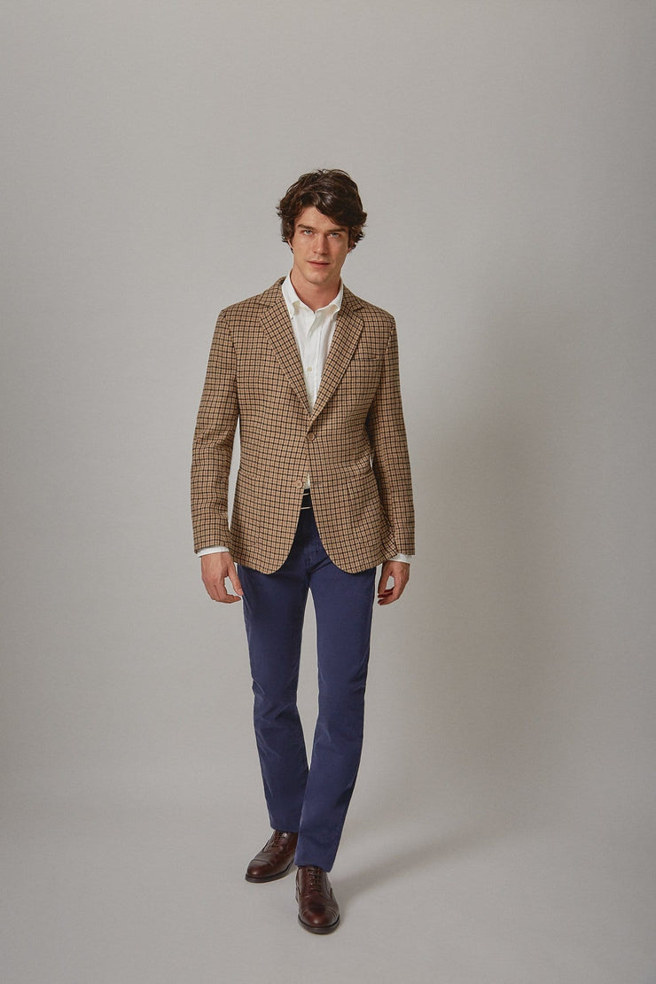 The Wool Blazer mini cuadro Harris