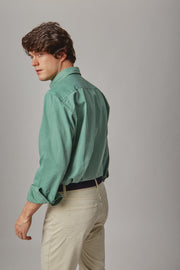 The sarga verde Ons slim fit
