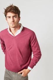 The Cashmere pico frambuesa