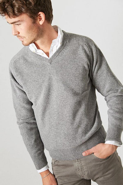 The Lambswool pico Marengo