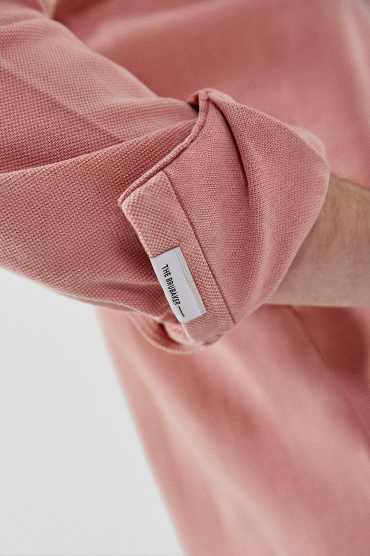 The Cotton Polera Rosa