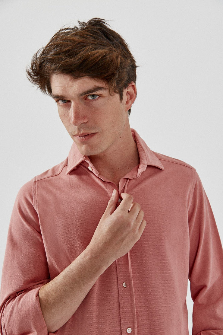 The Cotton Camisa Rosa