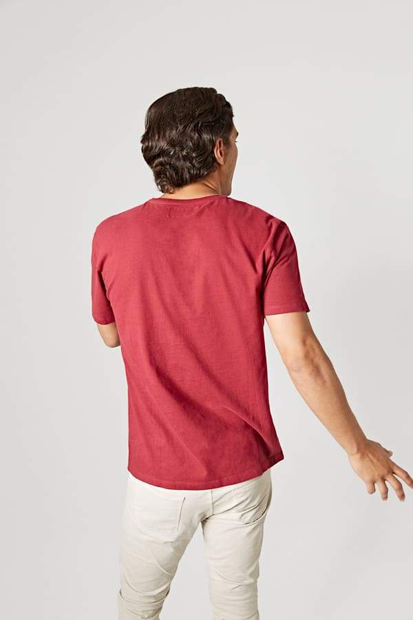 The Cotton T-Shirt Grana Timanfaya