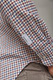 The Villela Scot Panticosa Slim fit