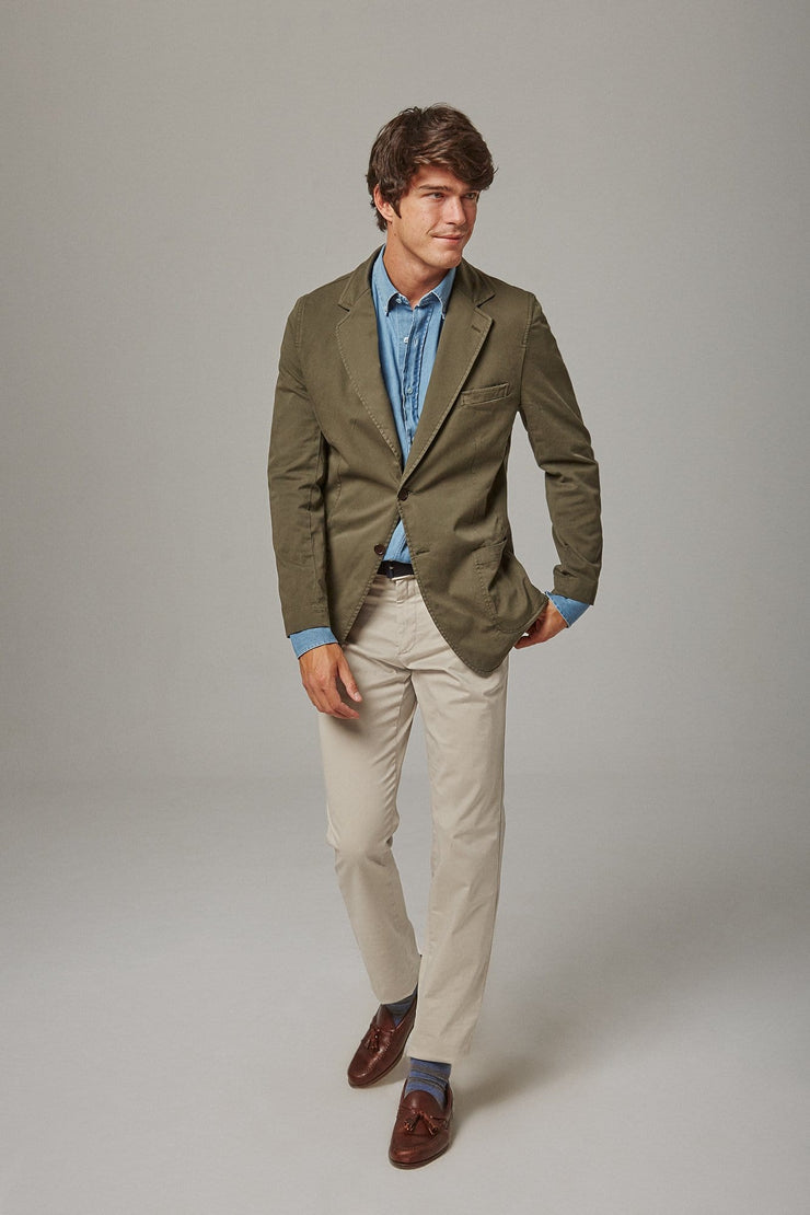 The Smart Denim Classic Regular Fit