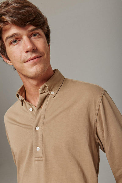 The Smart polera camel Bardenas