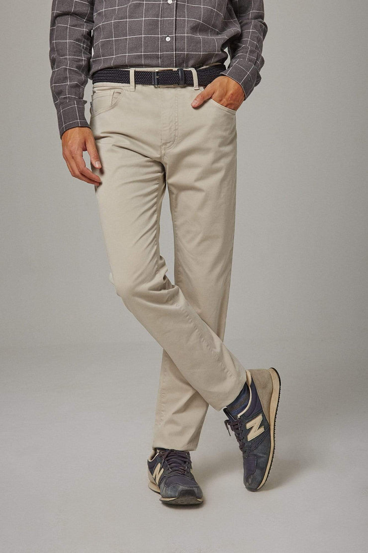 The 5 pocket beige Corralejo