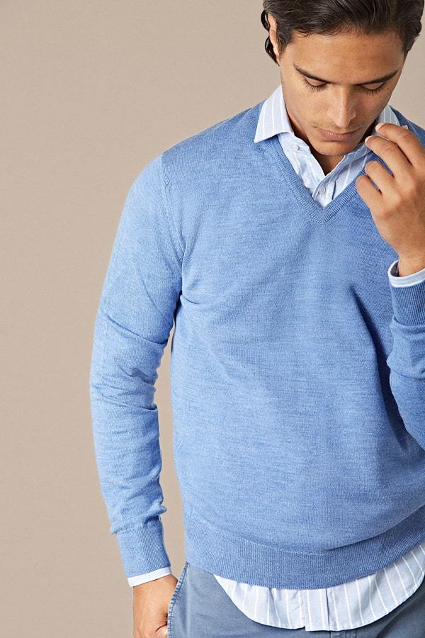 The merino pico azul Tossa
