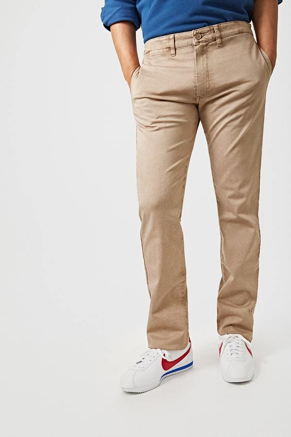 The Chino Camel Slim Fit
