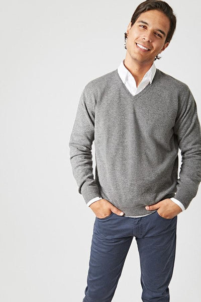 The Cashmere pico gris marengo