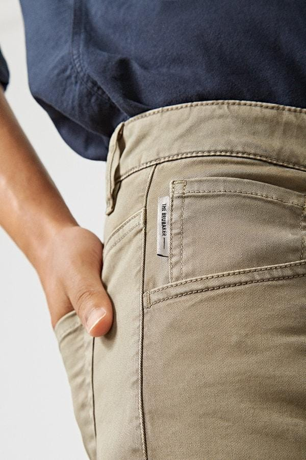 The 5 Pocket Kakhi Slim Fit