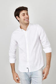 The Oxford Classic Regular Fit Blanco