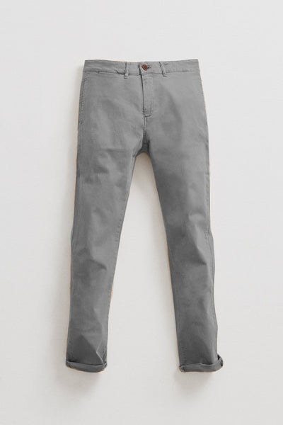 The chino gris Antracita Regular Fit