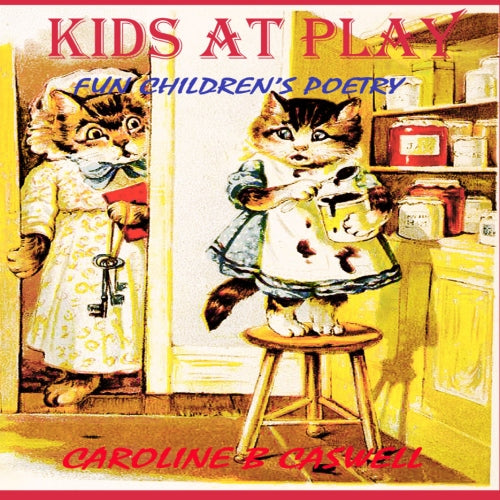Children's Books - Kids At Play