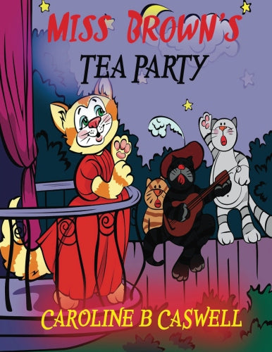 Children's Books - Miss Brown's Tea Party