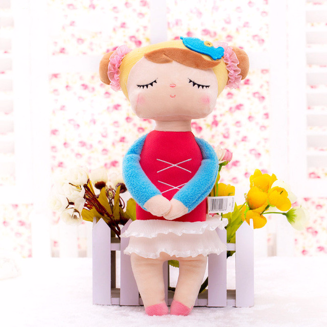 Plush Stuffed Animal Dolls For Girls