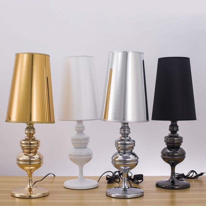Modern Spanish Defender Table Lamps