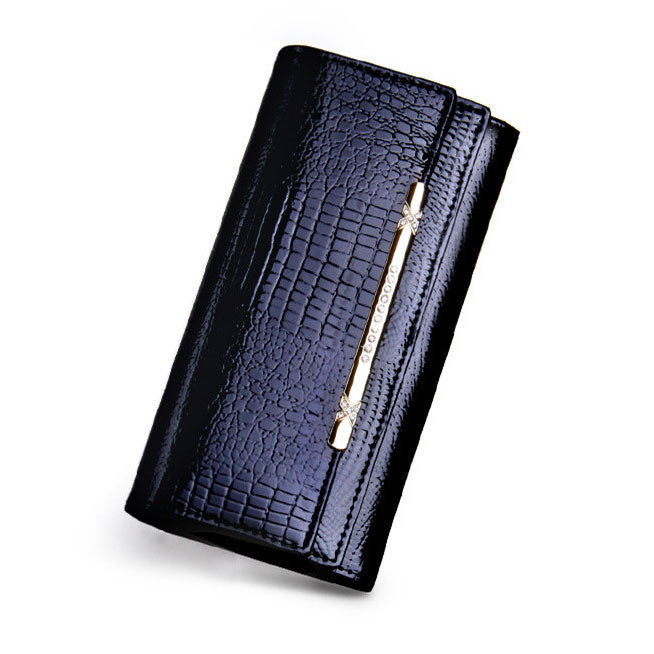 Luxury Women's Wallets Clutch Purses