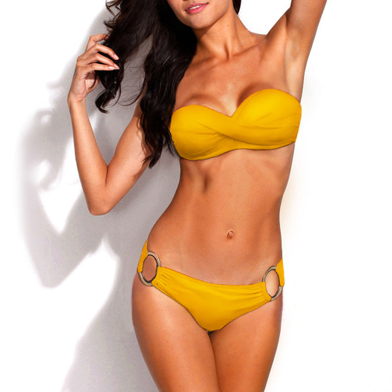 Push Up Bikini Brazilian Swimsuits Swimwear