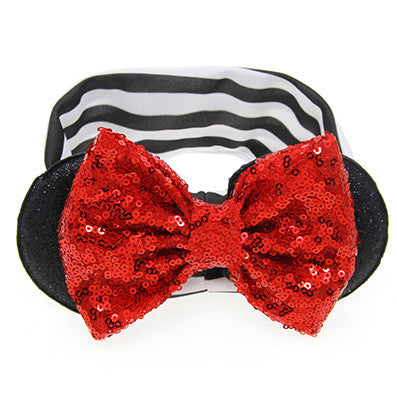 Glisten Baby Big Bow Knot Headband