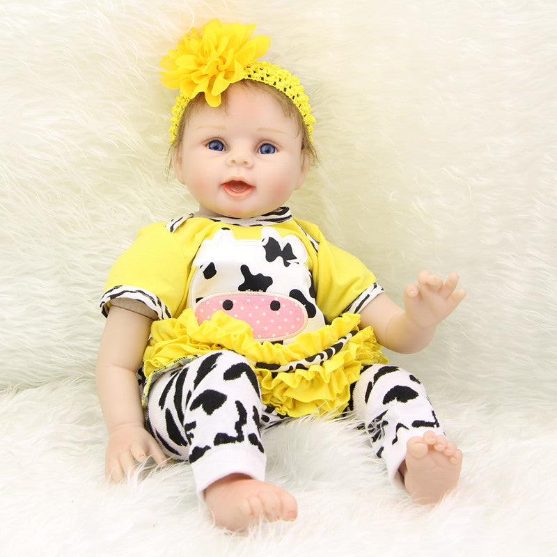 Adorable 22 Inch Real Lifelike Reborn Princess Girl Dolls