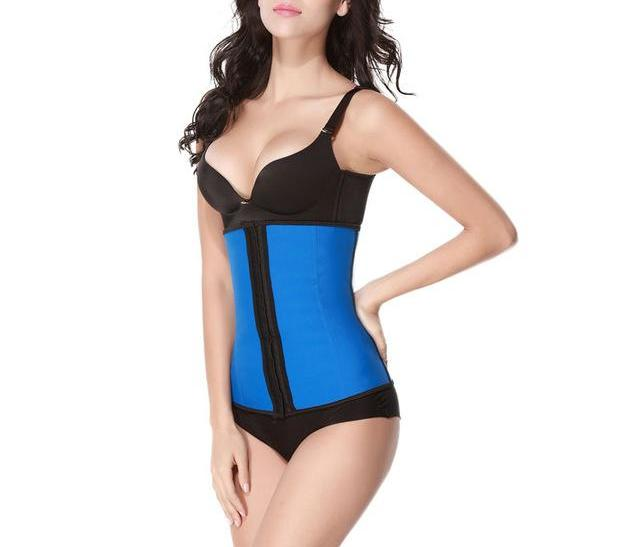 Latex Waist Trainer Corsets And Bustiers