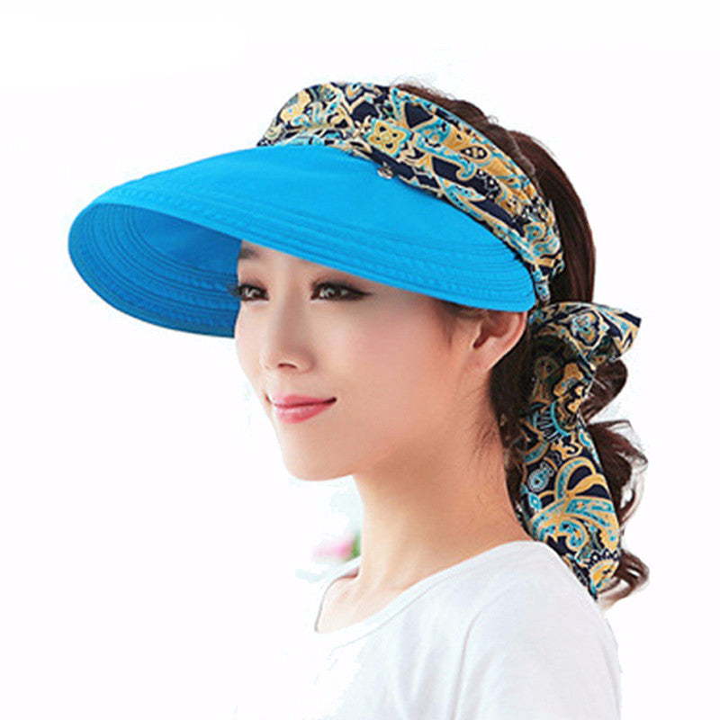 UV Sun Hats For Women Foldable Floppy Hat