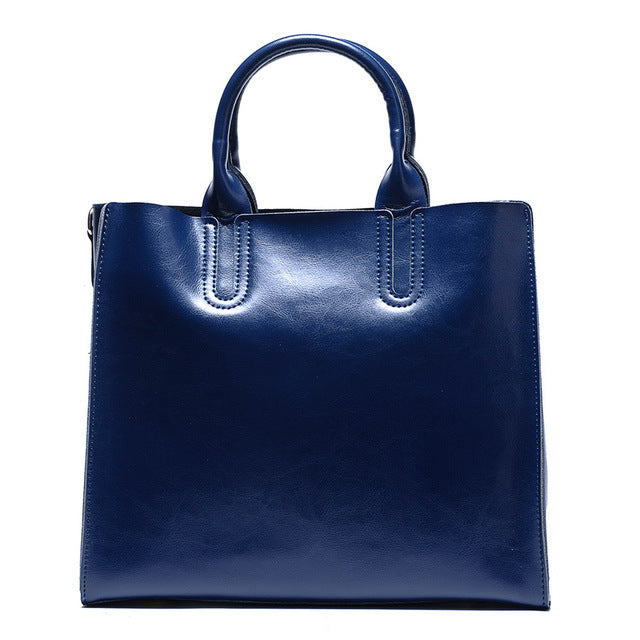 Women Designer Leather Messenger Handbags