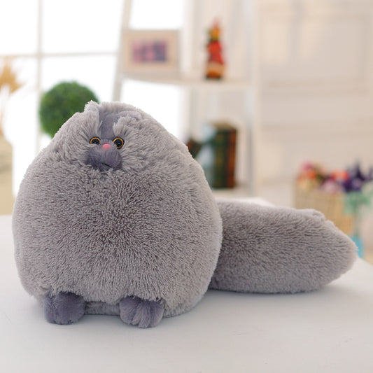 Elliot Persian Cat Simulation Doll Plush Toys