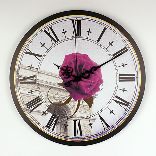 Vintage Silent Wall Clock