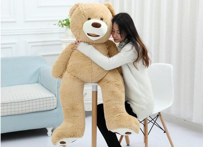 Giant Bear Skin Teddy Bear Soft Toy