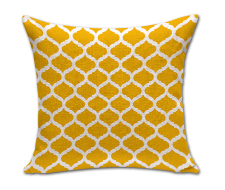 Geometry Sofa Chair Throw Pillow Cushion