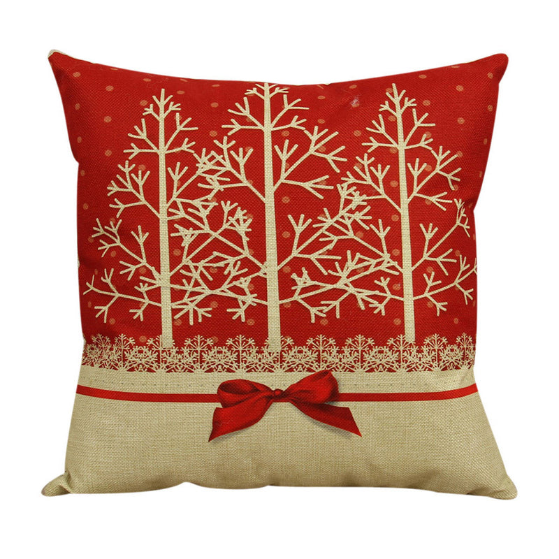 Christmas Decorative Pillow Cover Cushion Covers