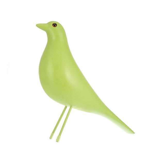 Resin Home Decor Bird Sculpture