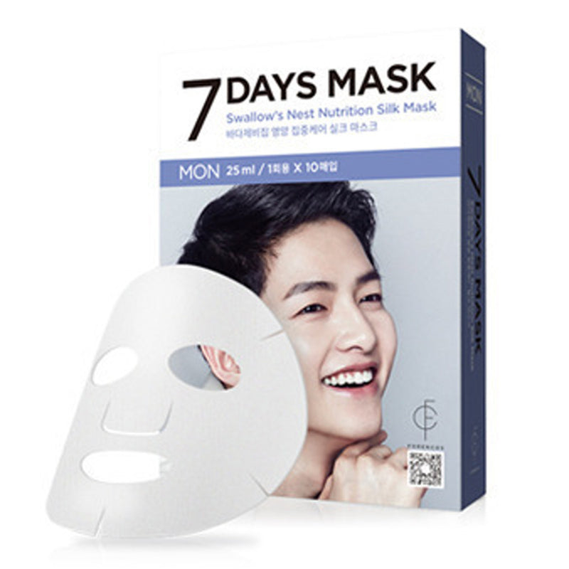 7 Days Volcanic Ash Detox Silk Mask