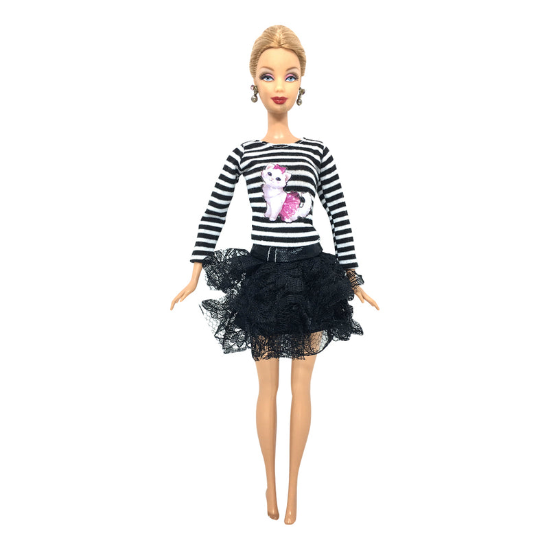 Handmade Barbie Doll Clothes
