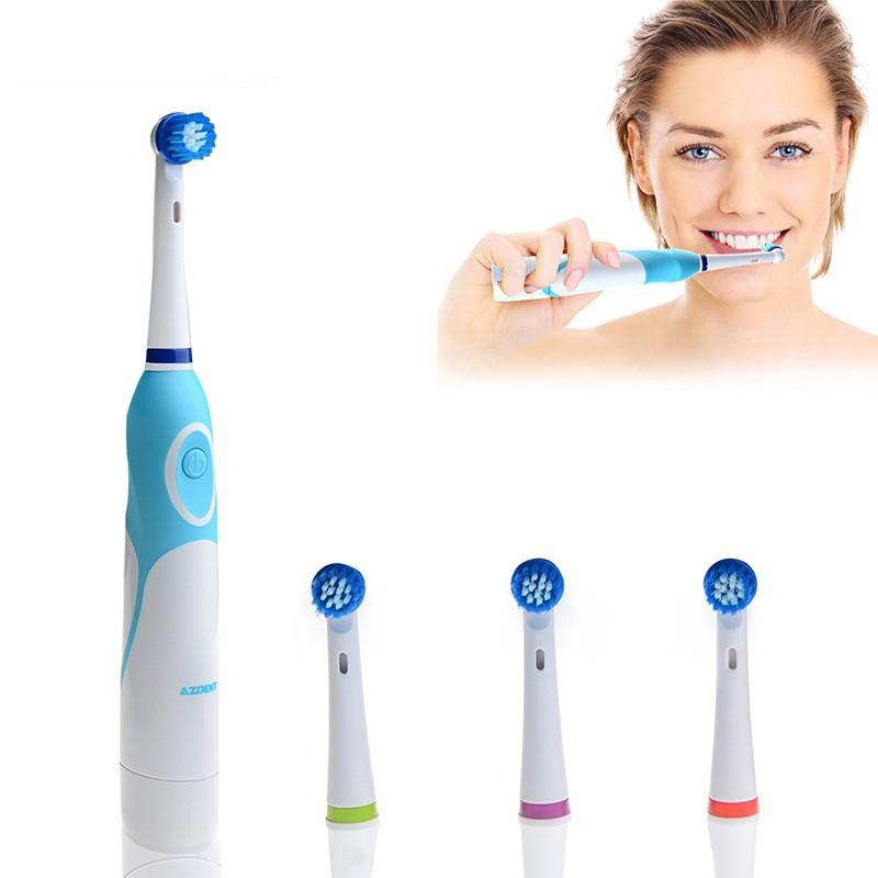 Rechargeable Rotating Electric Toothbrush
